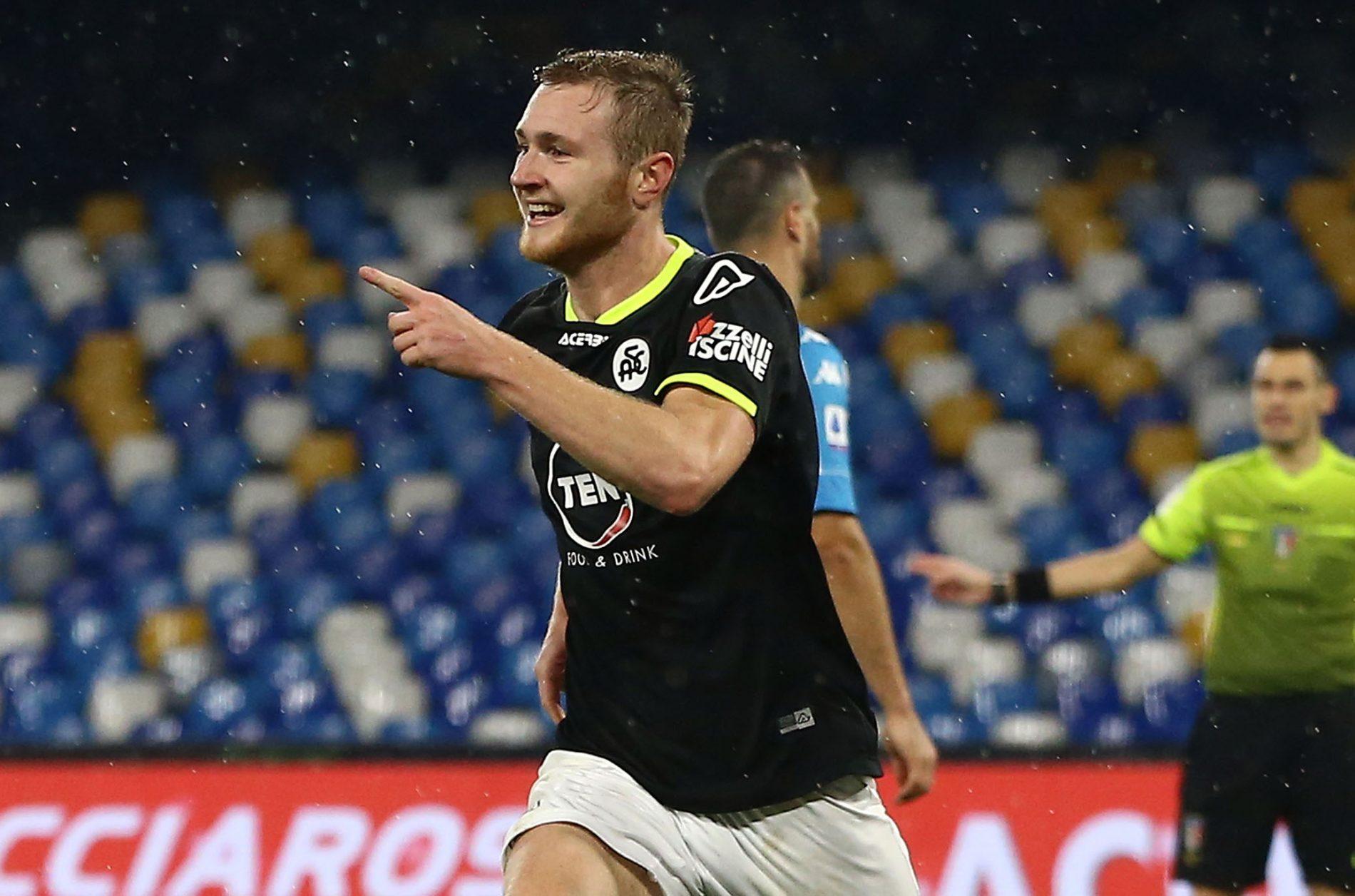 Non solo Leicester ed Eintracht, anche dall'Italia guardano a Pobega -  Calcio Spezia